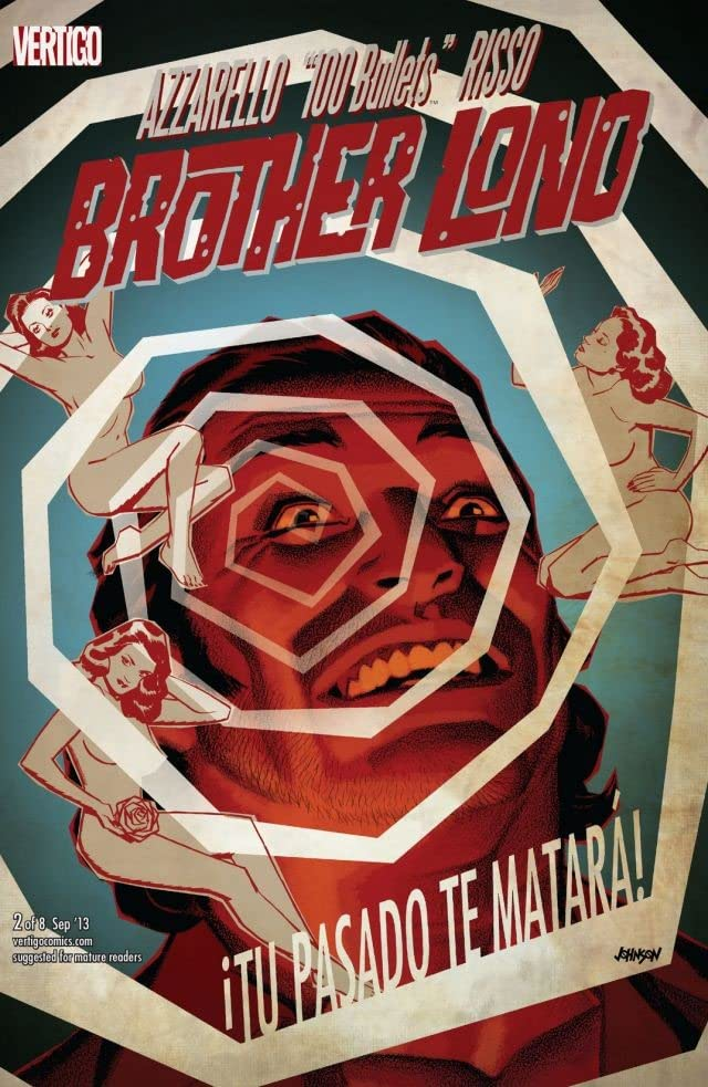 100 Bullets: Brother Lono #2