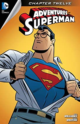 Adventures of Superman (2013-2014) #12