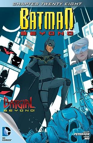 Batman Beyond (2012-2013) #28