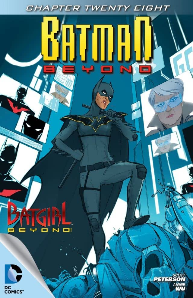 Batman Beyond (2012-2013) #28