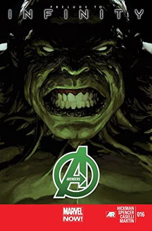 Avengers (2012-2015) No.16