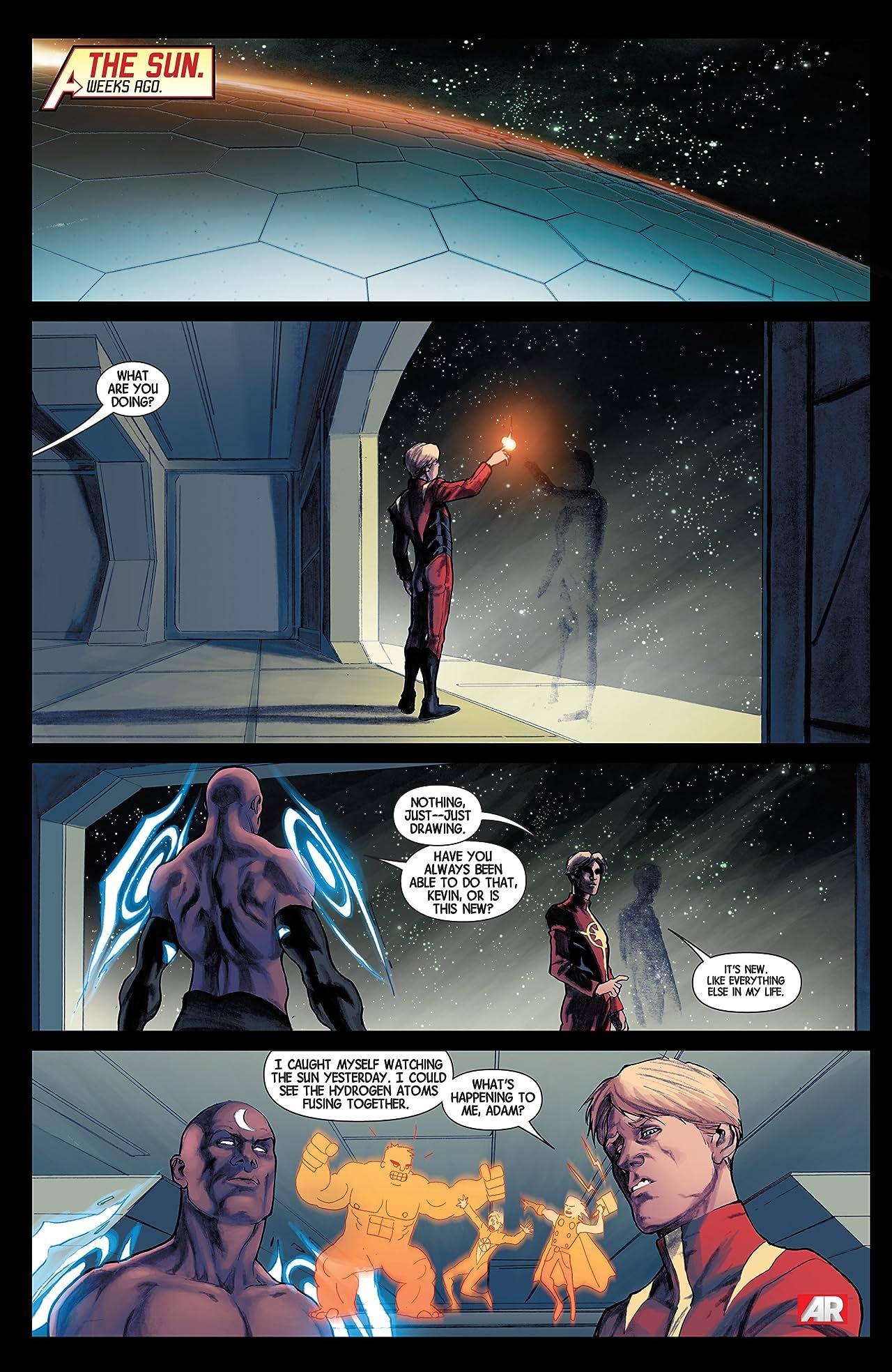 Avengers (2012-2015) #16