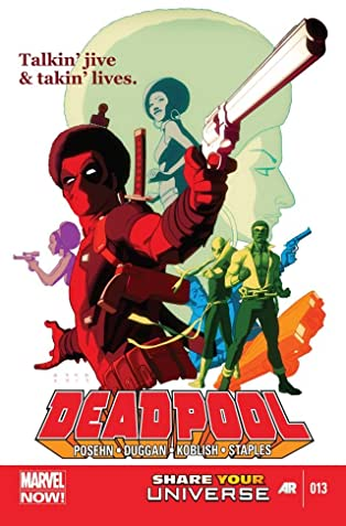 Deadpool (2012-) #13