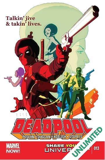Deadpool (2012-2015) #13