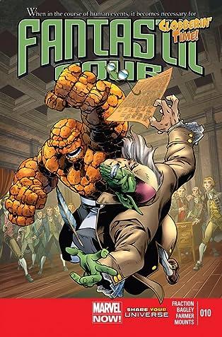 Fantastic Four (2012-2014) #10