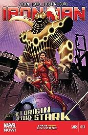Iron Man (2012-2014) #13