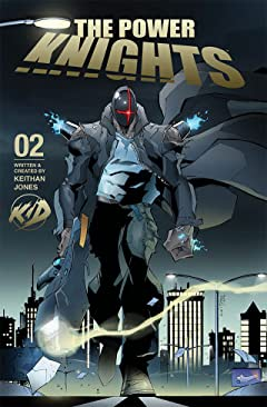 The Power Knights #2