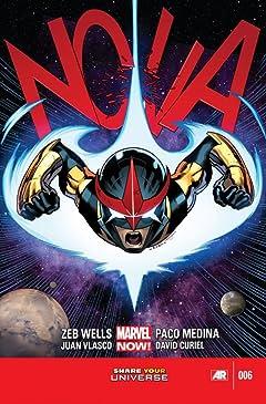 Nova (2013-2015) #6