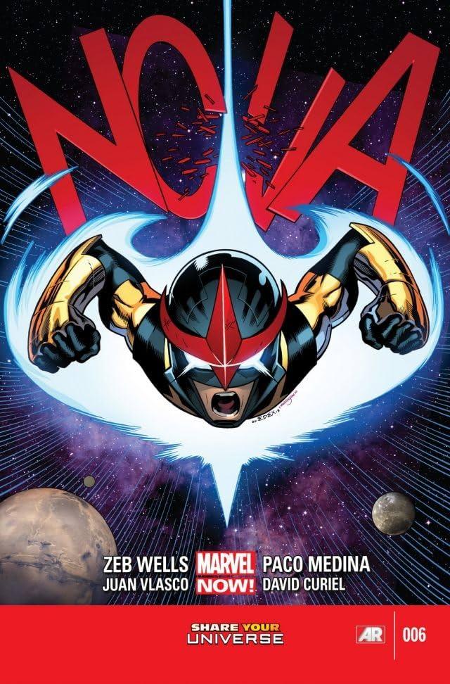 Nova (2013-) #6