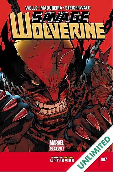 Savage Wolverine #7