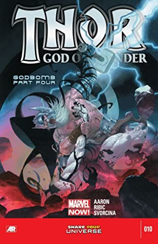 Thor: God of Thunder No.10