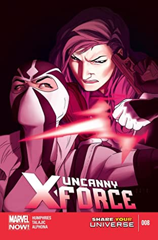 Uncanny X-Force (2013-2014) No.8