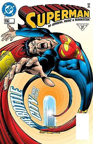 Superman (1987-2006) #116