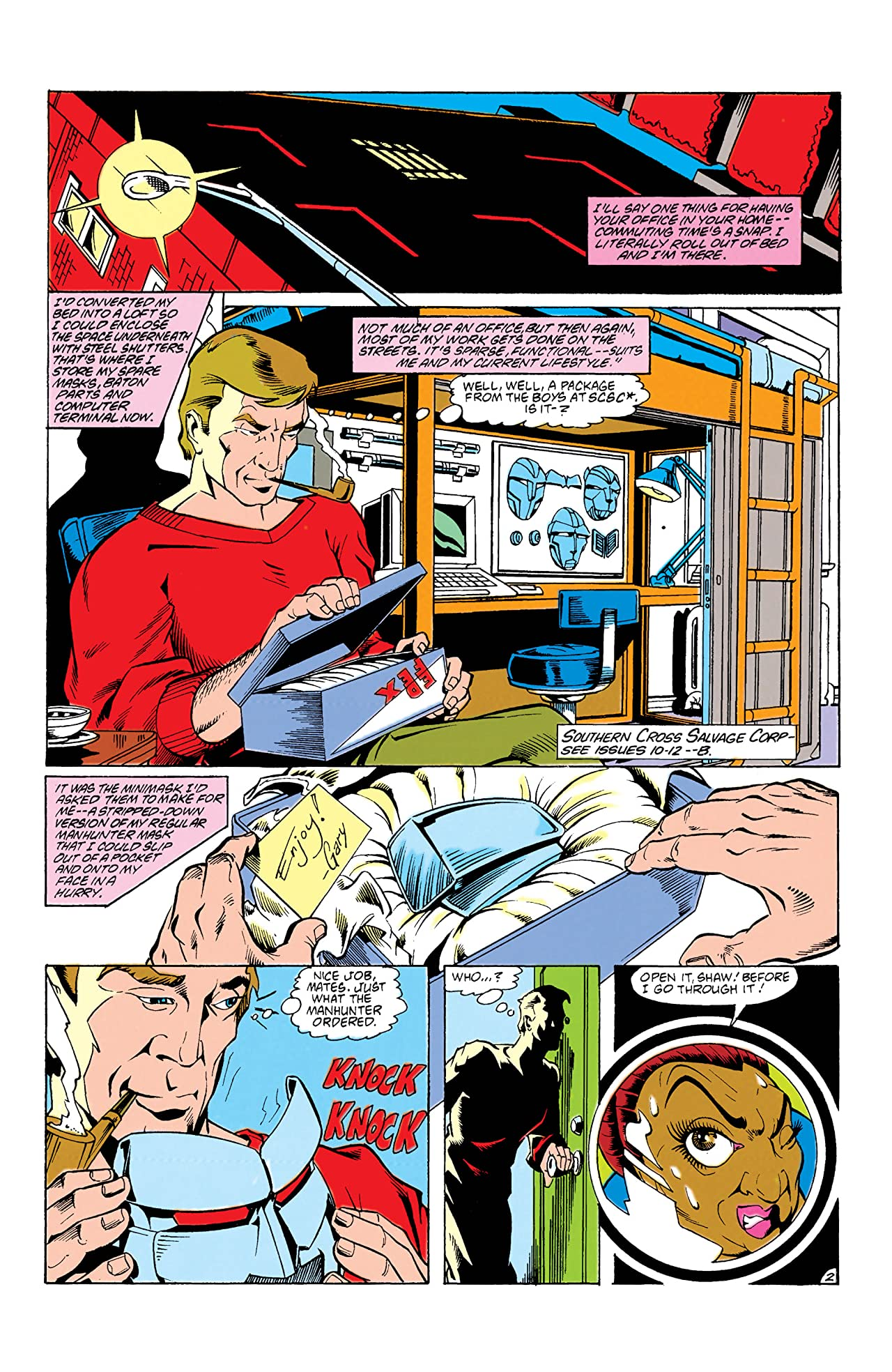 Manhunter (1988-1990) #14