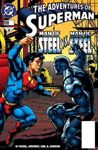 Adventures of Superman (1986-2006) #539