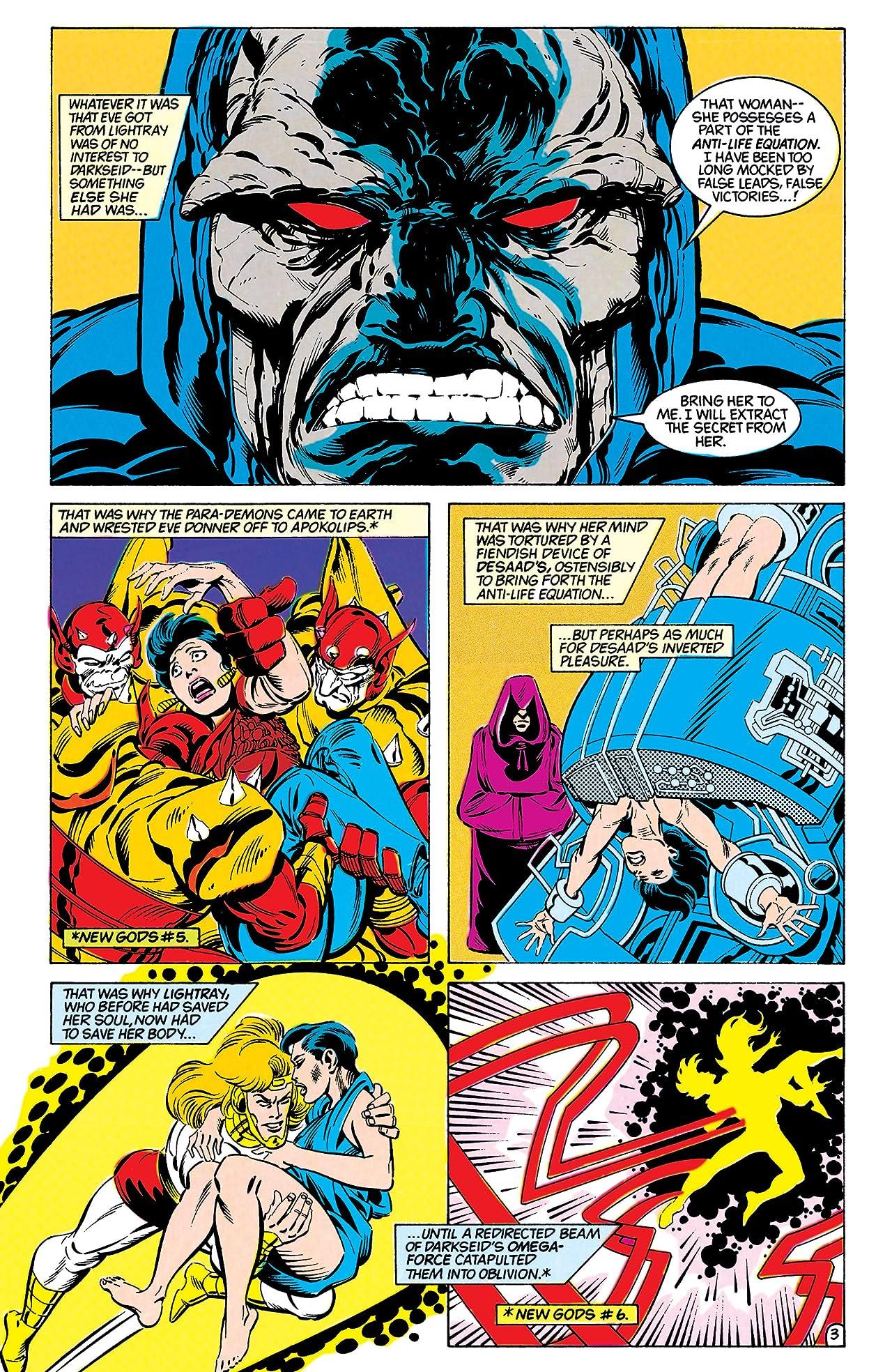 New Gods (1989-1991) #13