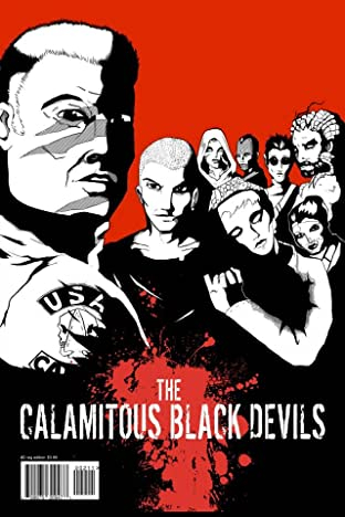 The Calamitous Black Devils #2