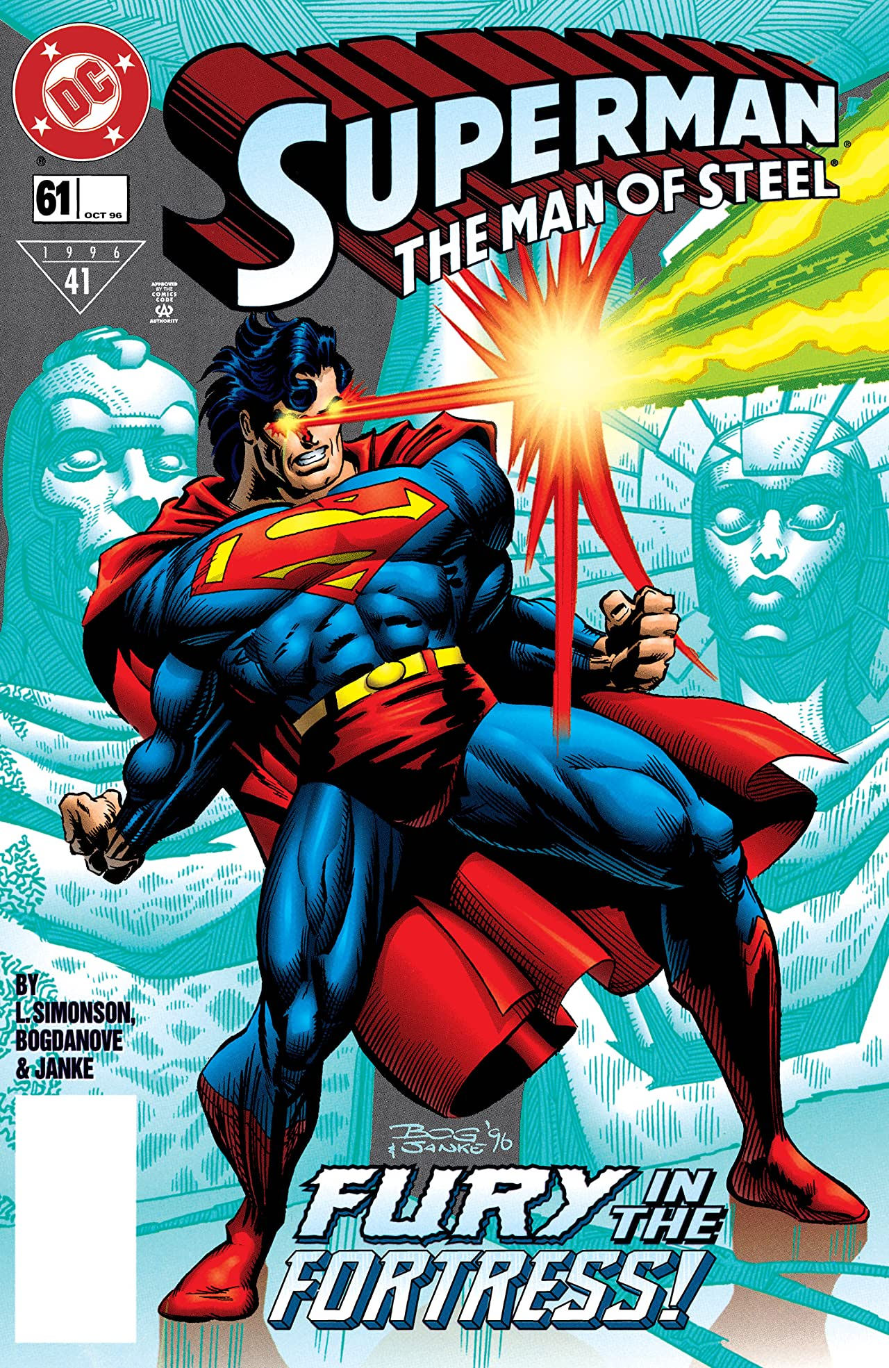 Superman: The Man of Steel (1991-2003) #61
