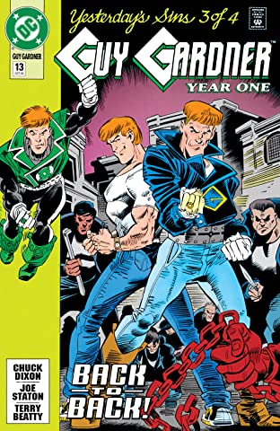 Guy Gardner: Warrior (1992-1996) #13