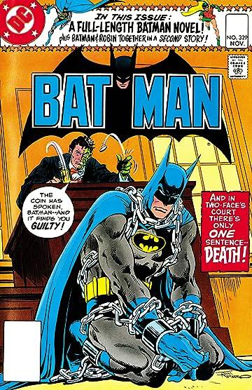 Batman (1940-2011) #329