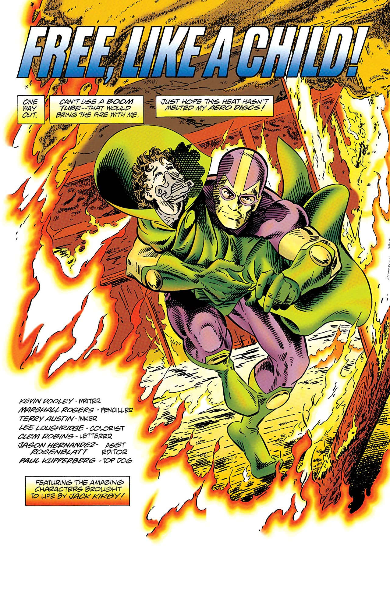 Mister Miracle (1996) #5