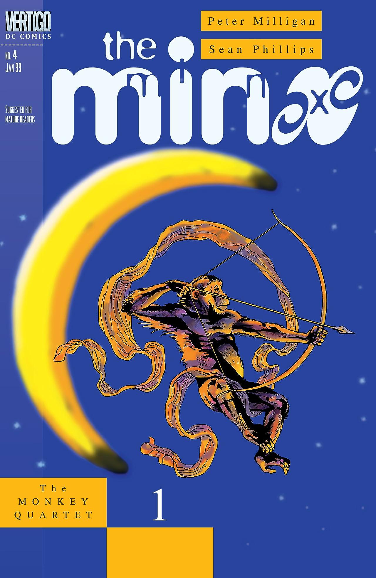The Minx (1998-1999) #4