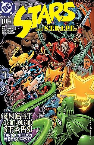 Stars and S.T.R.I.P.E. (1999-2000) #11