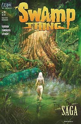 Swamp Thing (2000-2001) #20