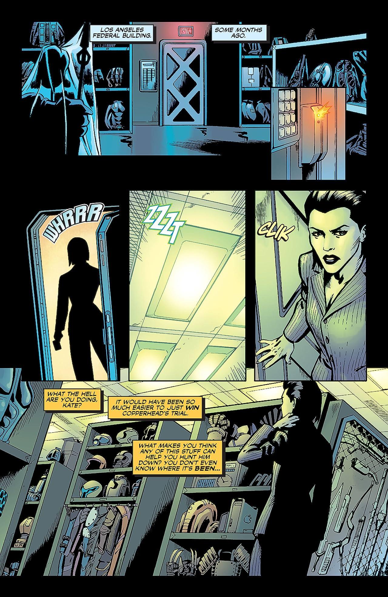 Manhunter (2004-2009) #15