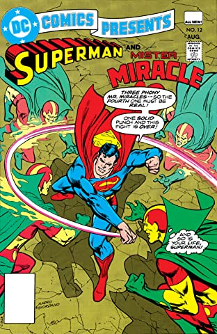DC Comics Presents (1978-1986) No.12