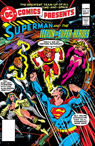 DC Comics Presents (1978-1986) No.13