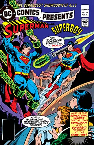 DC Comics Presents (1978-1986) No.14