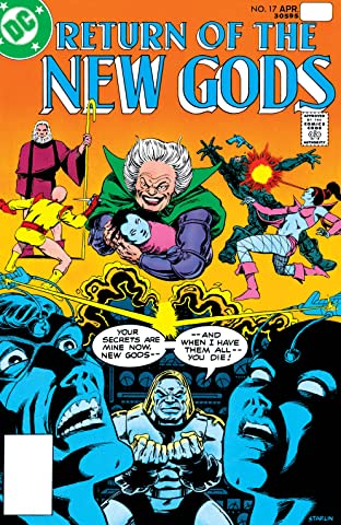 The New Gods (1971-1978) #17