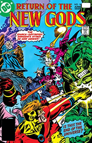 The New Gods (1971-1978) #18