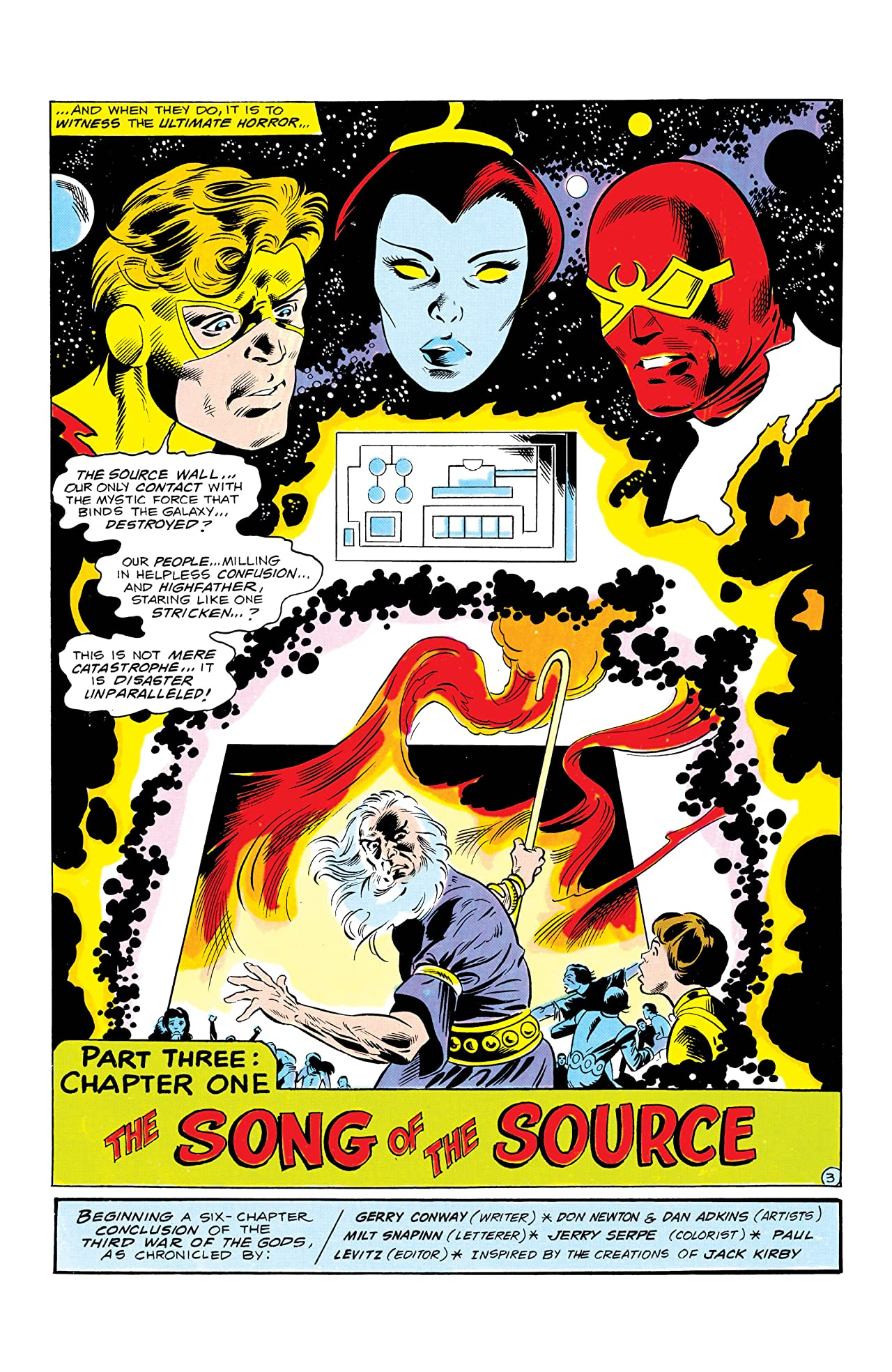 The New Gods (1971-1978) #18