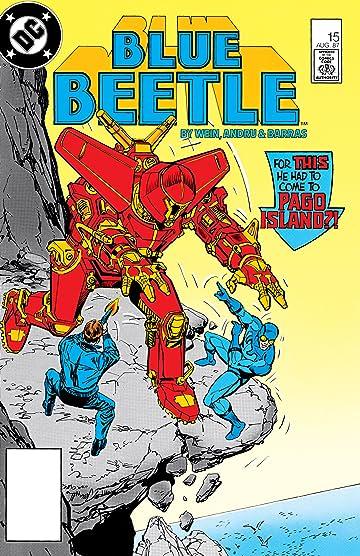 Blue Beetle (1986-1988) #15