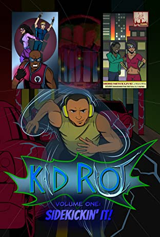 Kid Riot Vol. 1: Sidekickin' It!