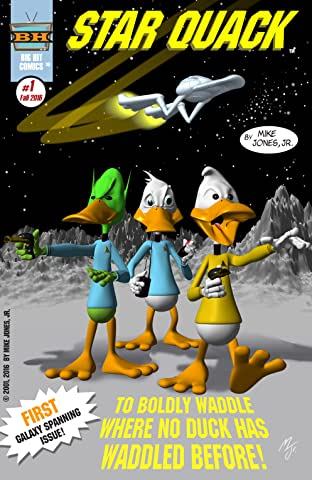 Star Quack #1