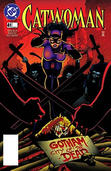 Catwoman (1993-2001) #41
