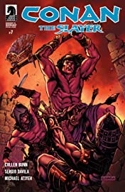 Conan the Slayer #7