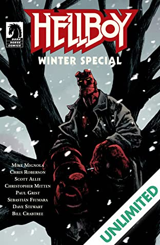Hellboy Winter Special 2017