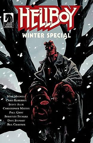 Hellboy Winter Special 2017