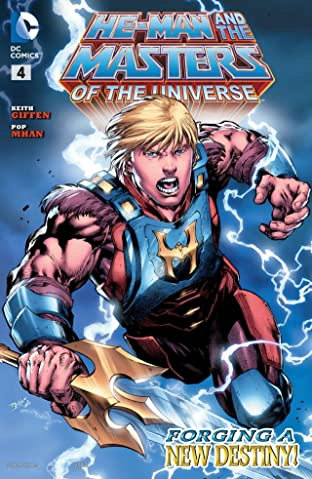 He-Man and the Masters of the Universe (2013-2014) #4