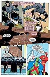 Justice League Unlimited #22