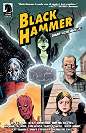 Black Hammer Giant-Sized Annual