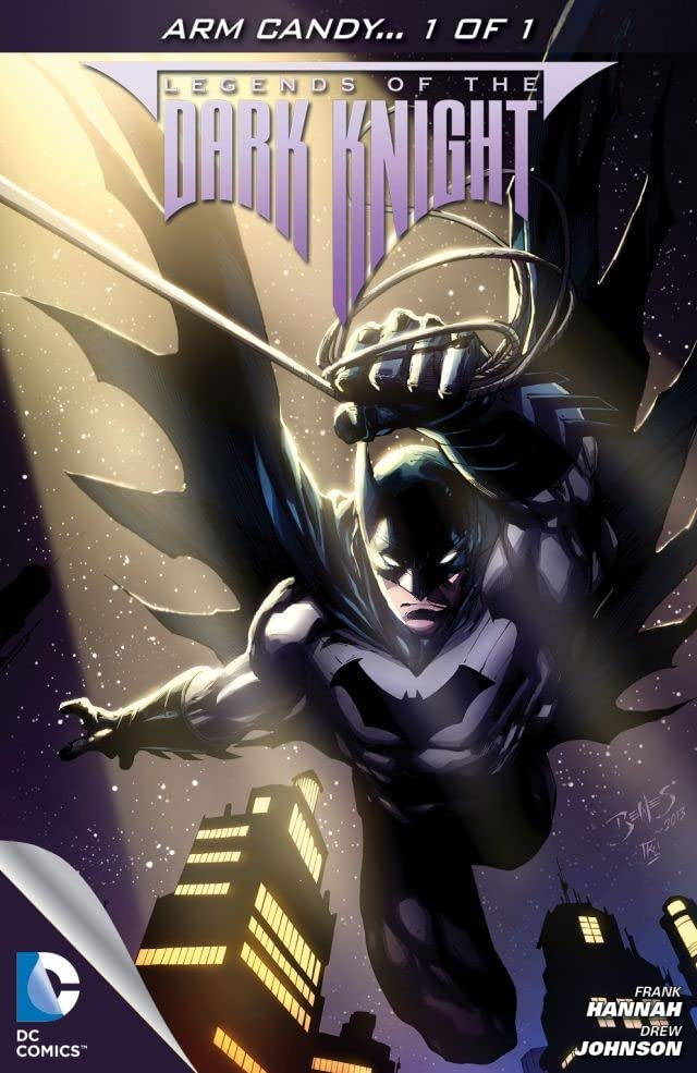 Legends of the Dark Knight (2012-) #59