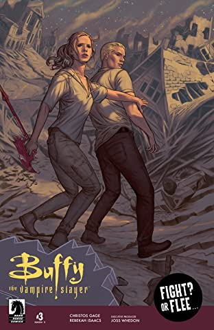 Buffy the Vampire Slayer: Season 11 #3