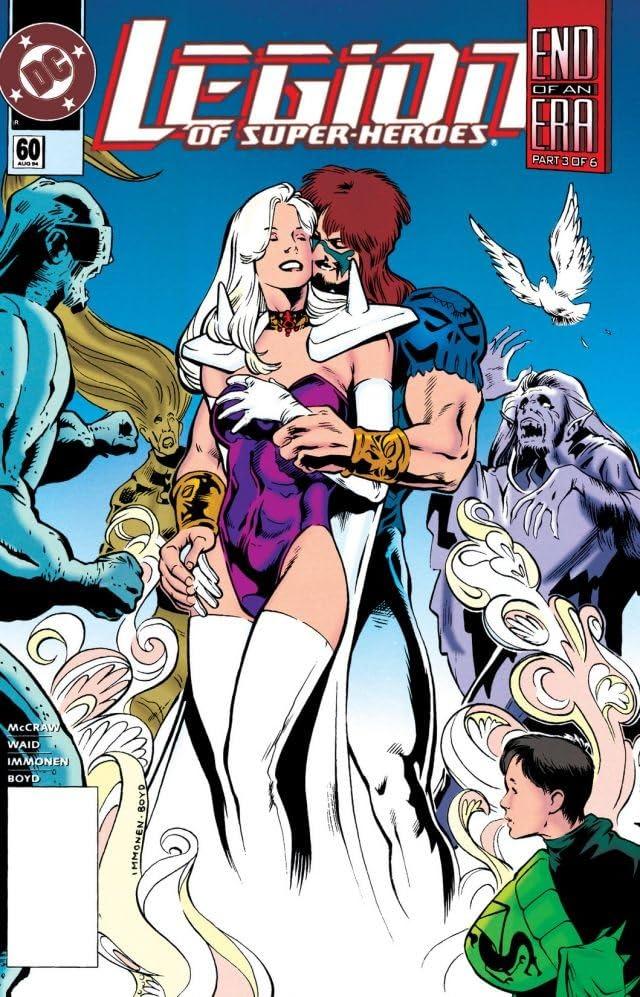Legion of Super-Heroes (1989-2000) #60