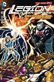 Legion of Super-Heroes (2011-2013) #22