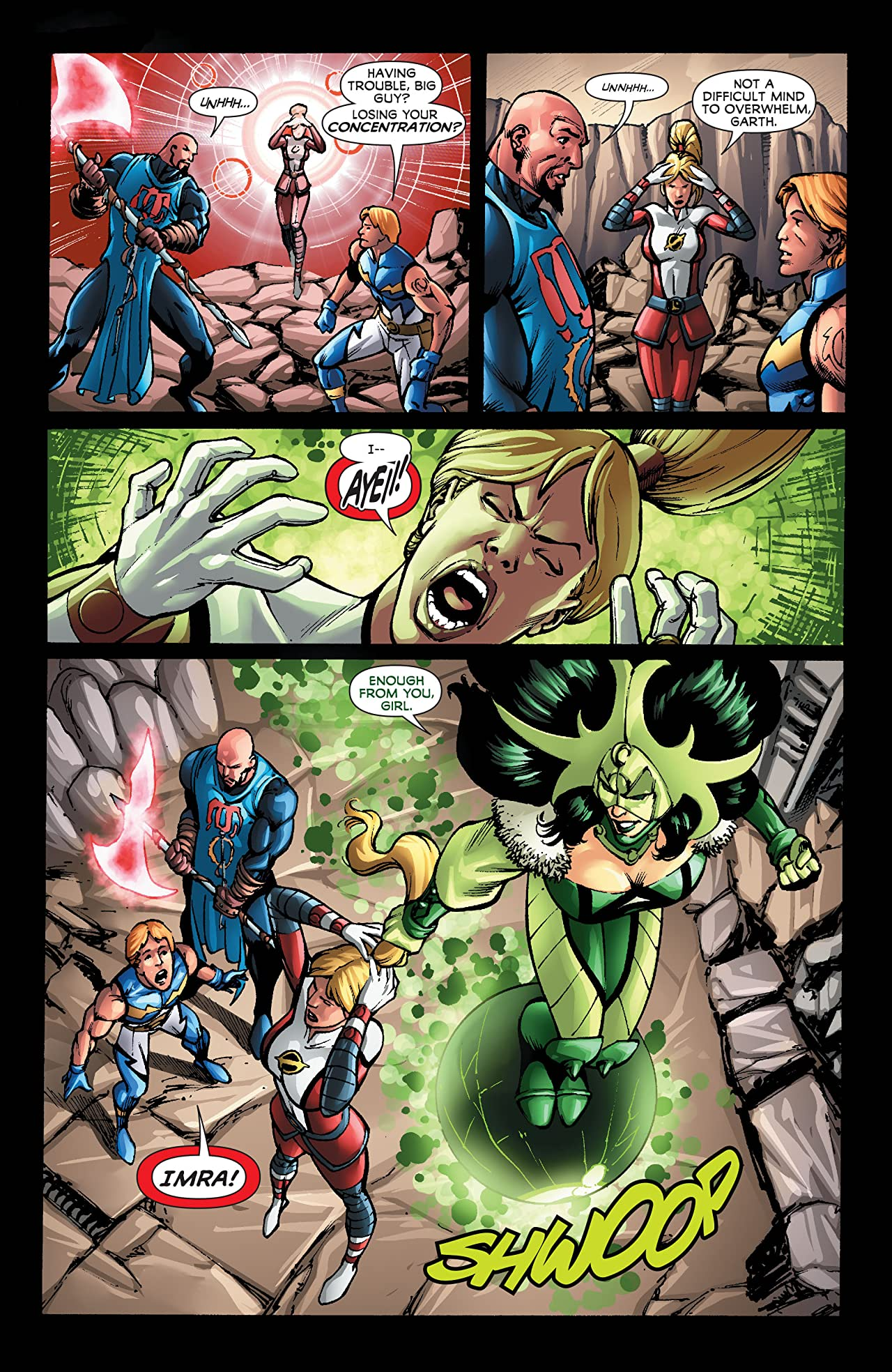 Legion of Super-Heroes (2011-2013) #22